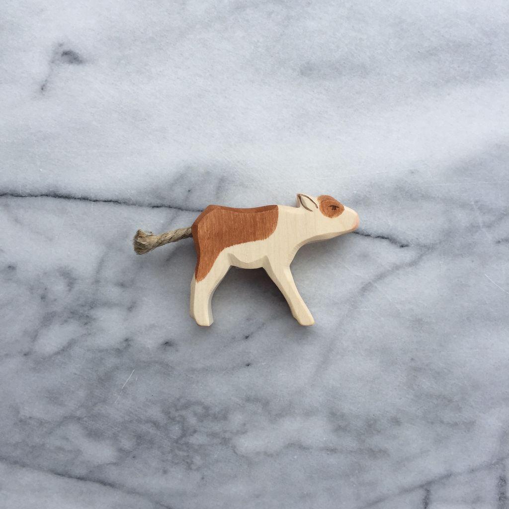 Ostheimer Toys Calf Drinking