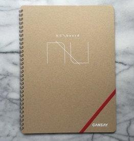 NuBoard Portable White Board Notebook