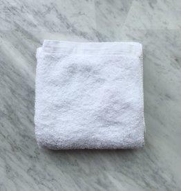 Matteo Home Riviera Face Towel - White