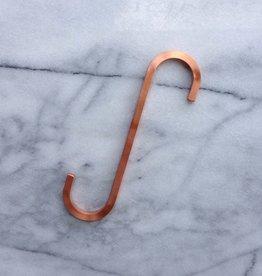 Long Copper Hook