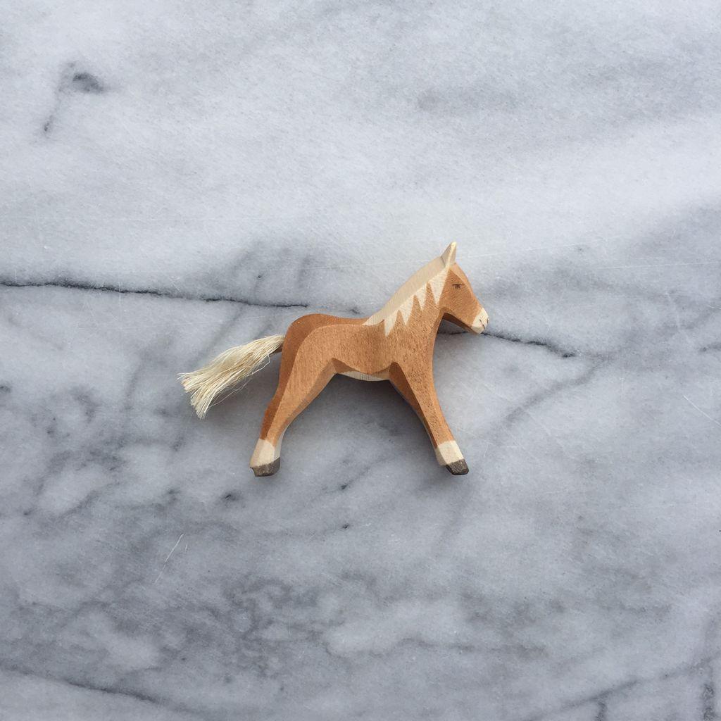 Ostheimer Toys Haflinger Colt