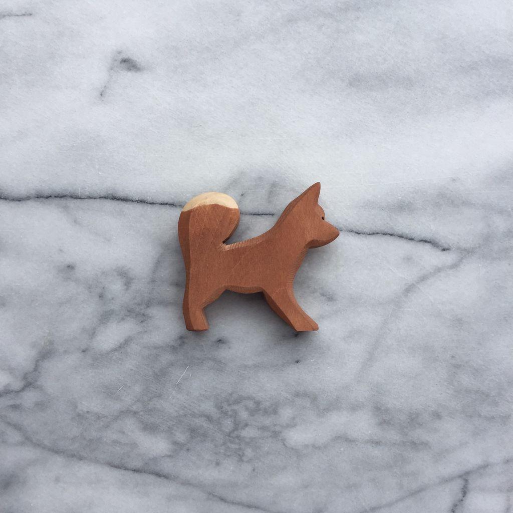 Ostheimer Toys Laplander Dog