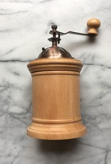 "Hario Wood Coffee Grinder - 4"" x 9"""