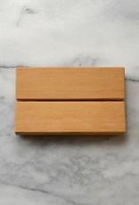 Red Pine Soap Dish - Medium