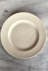 "John Julian John Julian Plain Porcelain Side Plate - 8"""