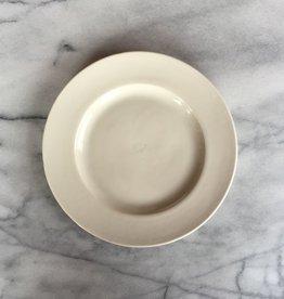 John Julian John Julian Plain Porcelain Side Plate - 8.2D