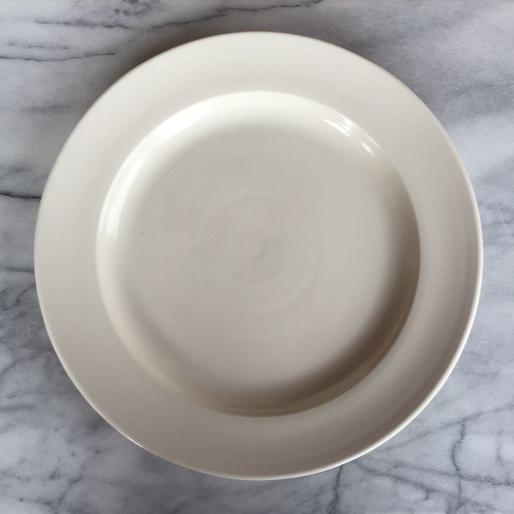 John Julian John Julian Plain Porcelain Dinner Plate - 10 1/2  ... : home goods dinner plates - pezcame.com