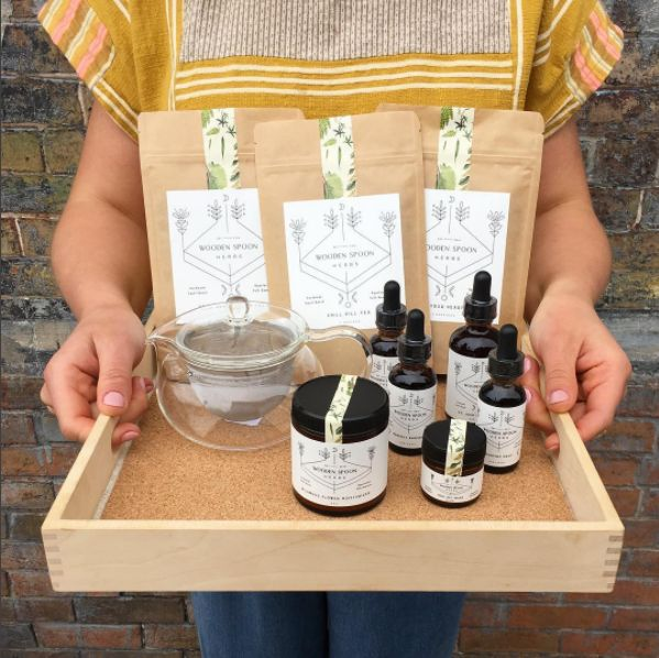 New Herbal Goodness in the Shop!