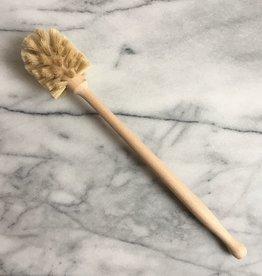 Long Handled Milk Bottle Brush - Natural - 13.75 in