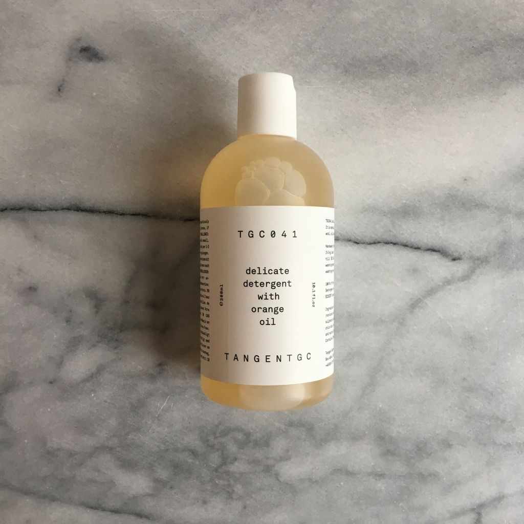 Tangent GC TGC Delicate Detergent with Orange Oil