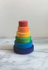 """Grimm's Toys Conical Tower - Small - 4.75"""""""