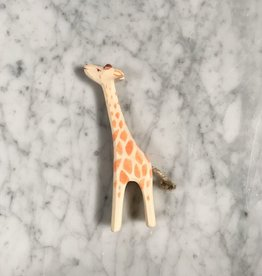 Ostheimer Toys Little Giraffe Reaching Head High