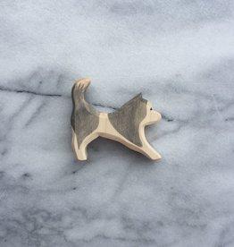Ostheimer Toys Sled Dog Running