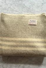 MacAusland MacAusland Wool Lap Blanket - Light Gray Tweed - 50 x 60 in