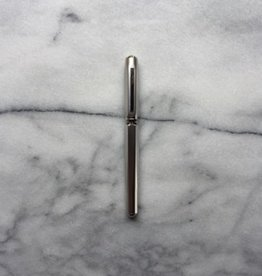Ohto Dude Fountain Pen - Silver
