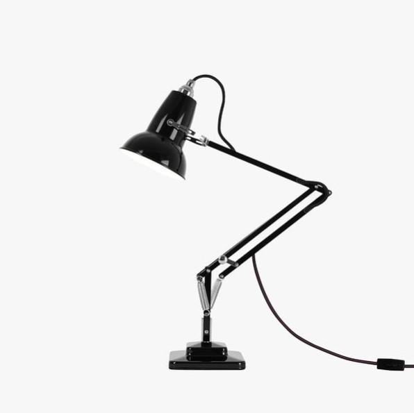 Anglepoise Original 1227 Mini Desk Lamp - Jet Black