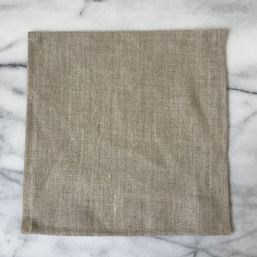 Lakeshore Linen Lunch Napkin - Natural - 13 x 13 in.