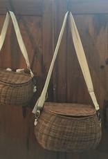 Big Chari Basket - Natural - 13 x 7 in