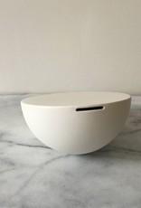Jicon Porcelain Half Tilt Bank - Large - 6 in