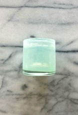 Henry Dean Mary Votive Holder - Descret - Cloudy Aqua - 2.5 in