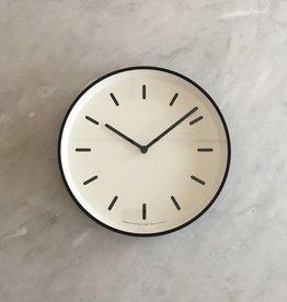 Mono B Clock - White