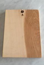 """August Fischer & Co August Fischer & Co. Salvaged Wood Cutting Board - Medium - 12"""" x 8 1/2"""""""