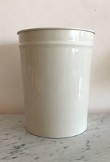 Bunbuku Waste Basket - Small - Ivory - 8.75 x 10.75""