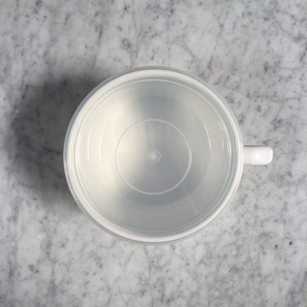 Noda Horo Food Container w/ Plastic Lid - Short