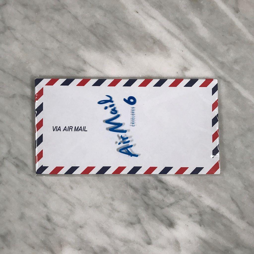 Airmail Envelope - Medium - Pack of 6