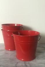Children's Red Bucket