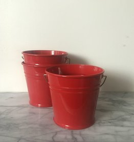Children's Red Bucket