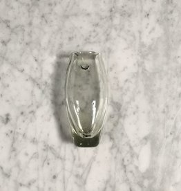 Handblown Mexican Glass Wall Vase - 5 in