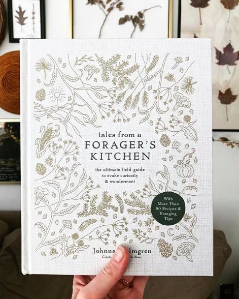 Tales from a Forager's Kitchen Book Signing
