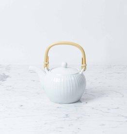 Hakusan Faceted Tea Pot - 20 oz