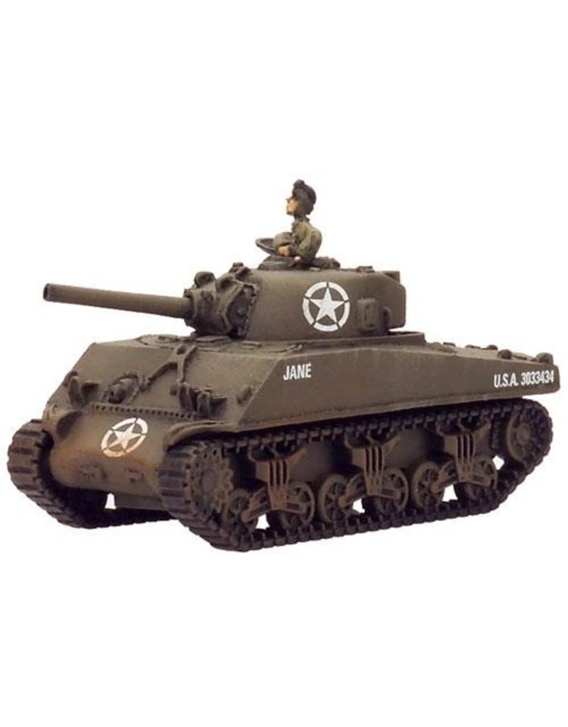 Flames of War US052 US M4A3 (105) Sherman