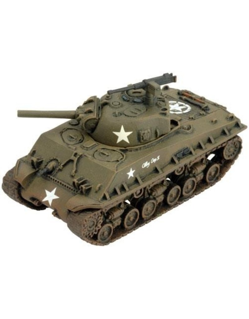 Flames of War US053 M4A3 (105mm) HVSS