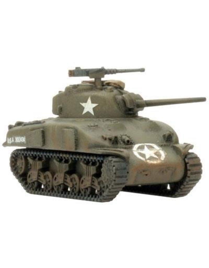 Flames of War US042 US M4A1 Sherman