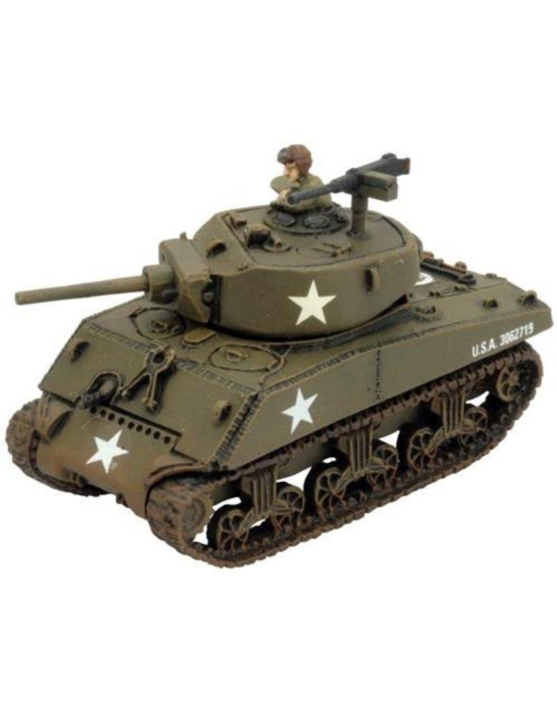 Flames of War US056 M4A3E2 Jumbo