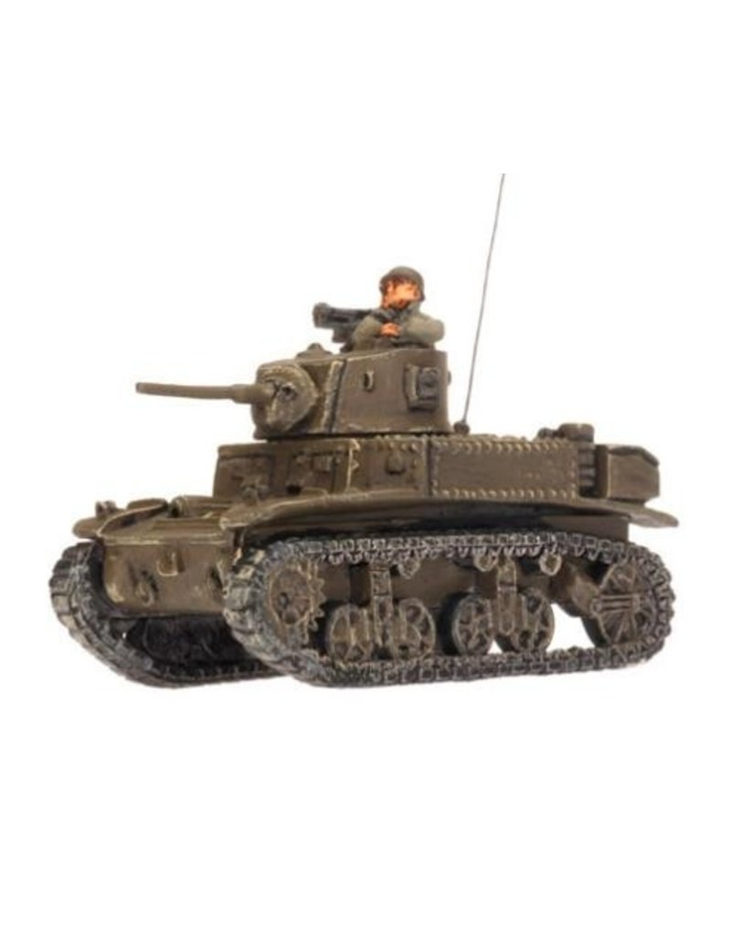 Flames of War US002 US M3A1 Stuart