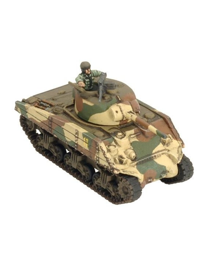 Flames of War US045 M4A2 Sherman