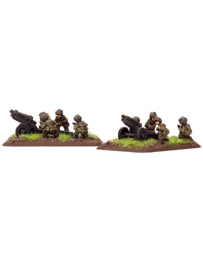 Flames of War US560 M1A1 75mm pack howitzer