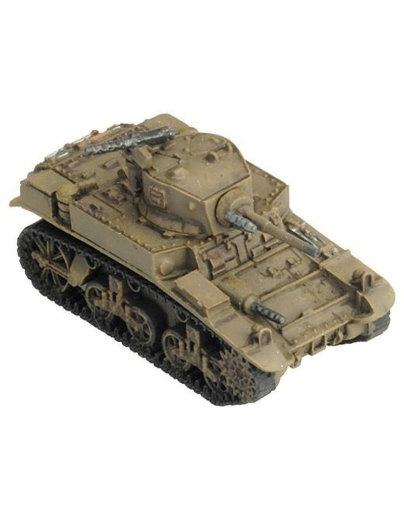 Flames of War US003 M3A1 Stuart