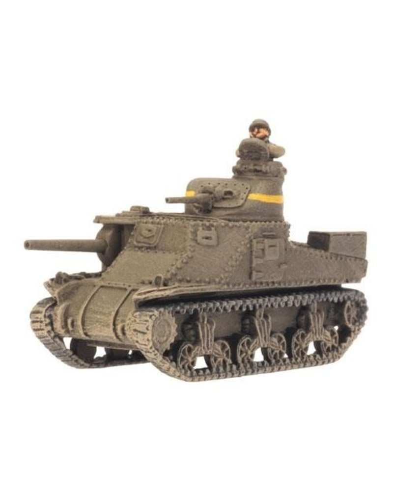 Flames of War US030 US M3 Lee