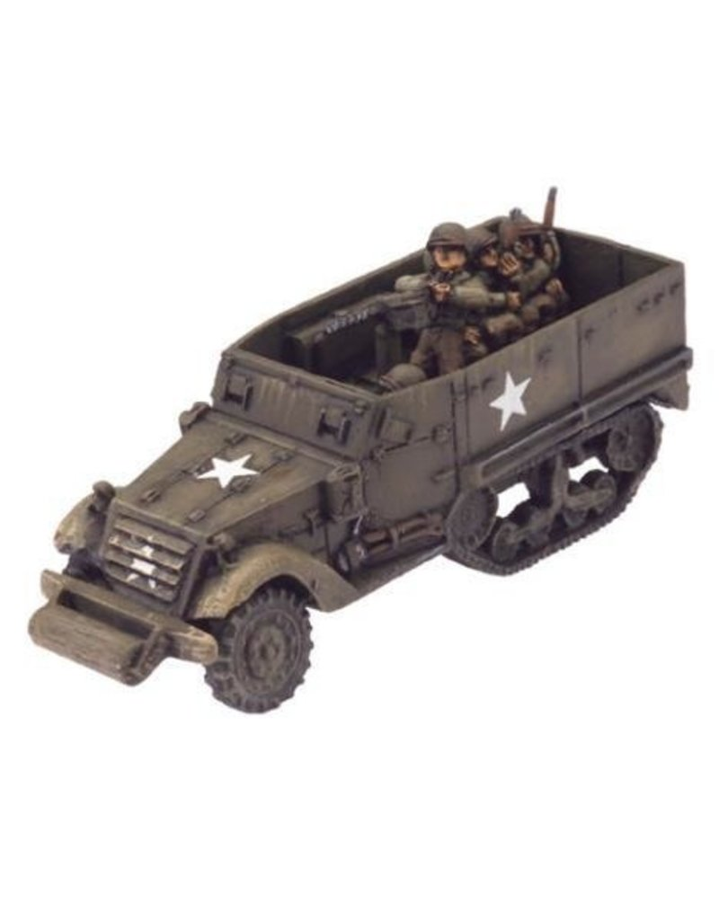 Flames of War US201 M3 half-track