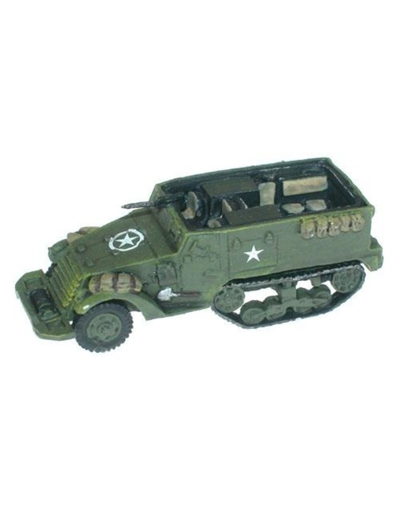 Flames of War US200 M2 half-track