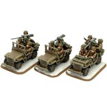 Flames of War US408 Jeeps (Winter)