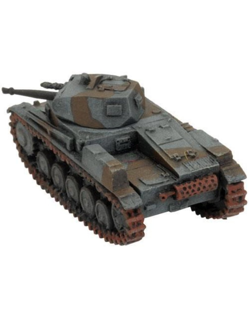 Flames of War GE010 German Panzer II C Early