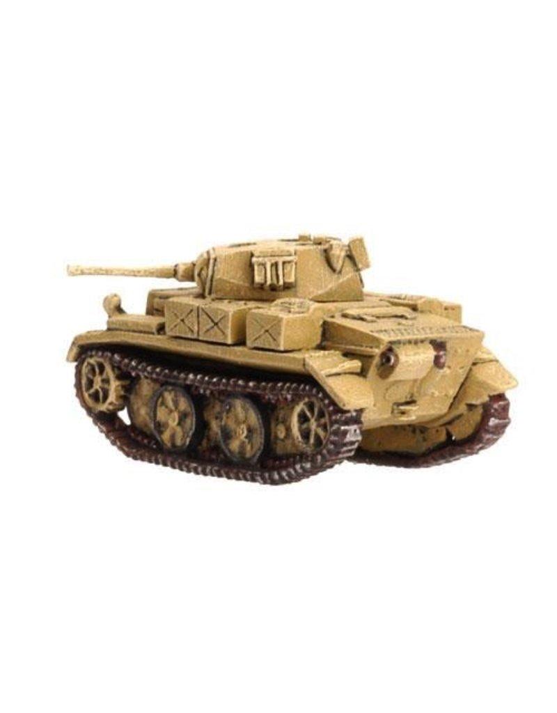 Flames of War GE018 German Panzer L (Luchs)
