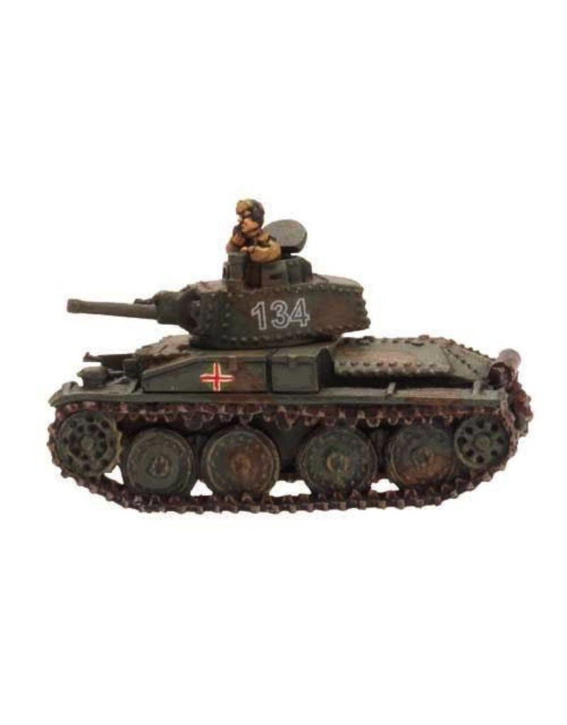 Flames of War GE022 German Panzer 38(t) B/C
