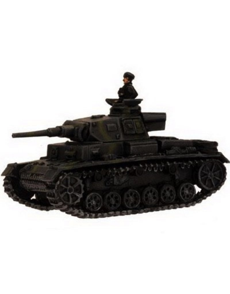 Flames of War GE032 German Panzer III H